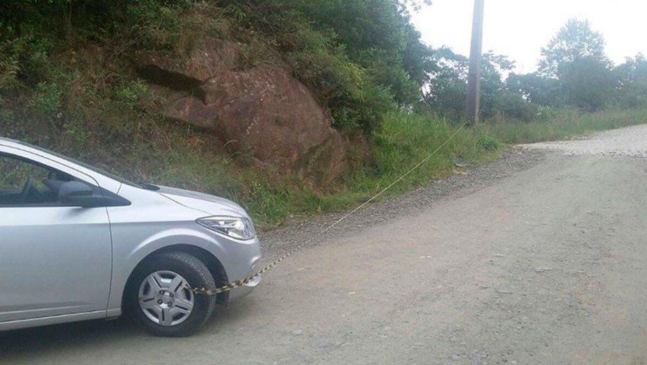Una argentina murió en Brasil al intentar empujar un auto