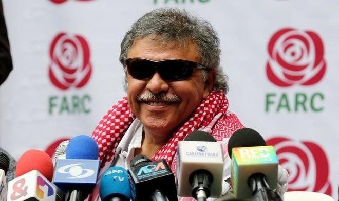 Detienen a un histórico lider de las FARC por narcotráfico