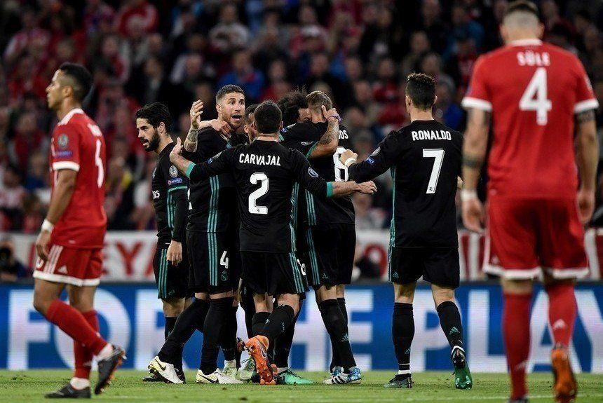 Importante triunfo de Real Madrid en Alemania