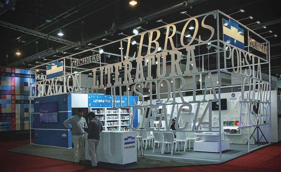Tucumán presente en la 44º Feria del Libro