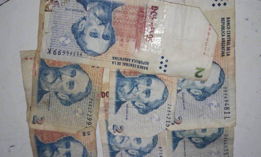 ¿Que hacer con los billetes de 2 pesos que te quedaron?