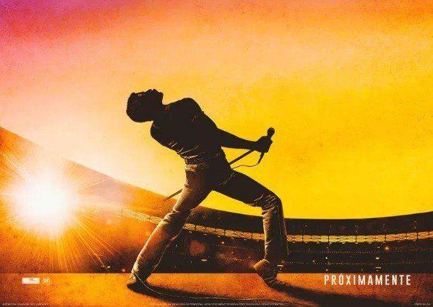 Se publicó el tráiler de Bohemian Rhapsody, la película basada en la mítica Queen