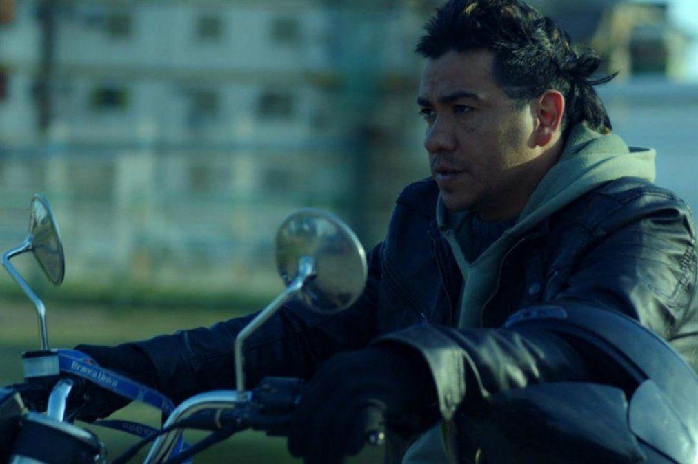 """""""El motoarrebatador"""" llegó a Cannes"""