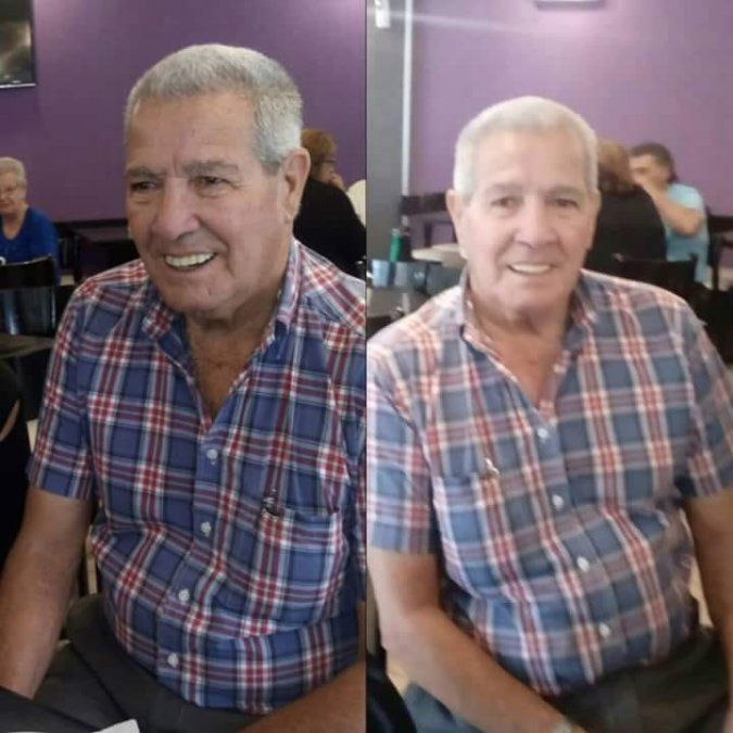 Encontraron sano y salvo a José Alberto Monasterio