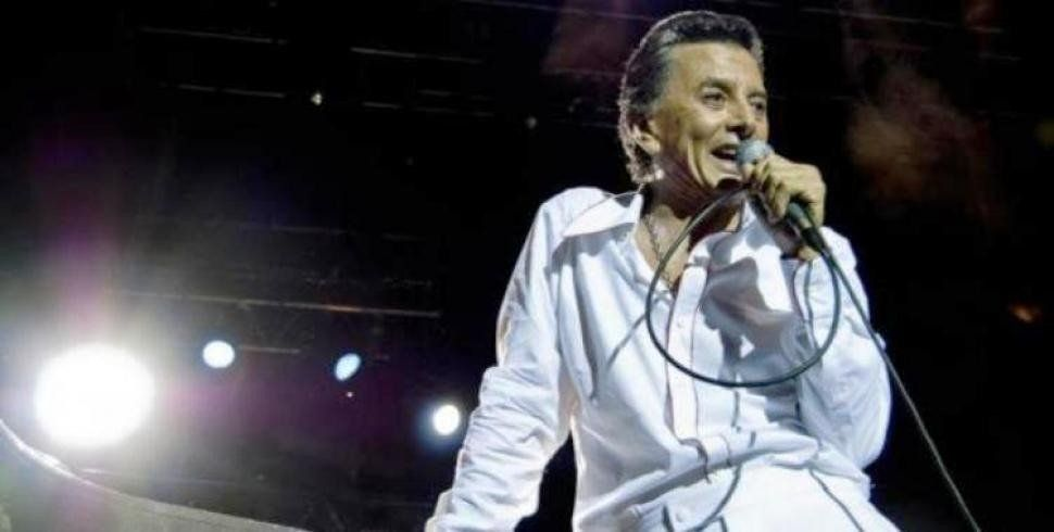 Palito Ortega cantará gratis en Lules