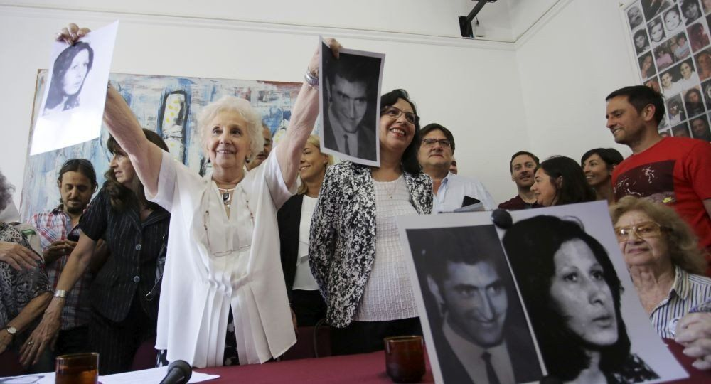 Las Abuelas de Plaza de Mayo fueron nominadas al Nobel de la Paz