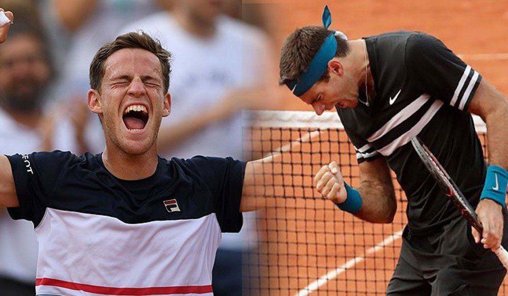 Argentina grita fuerte en Roland Garros