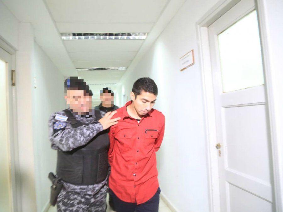 El futbolista Luciano Cabral fue condenado a nueve años y medio de cárcel