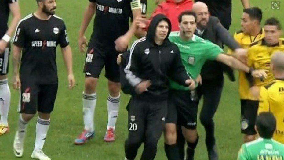 El Tribunal de Arbitraje Deportivo confirmó la condena a Riestra
