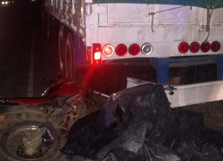 Aguilares: un joven murió en un accidente