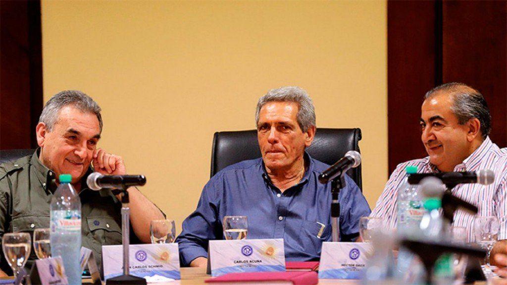 La CGT suspendió a último momento la reunión con el Gobierno
