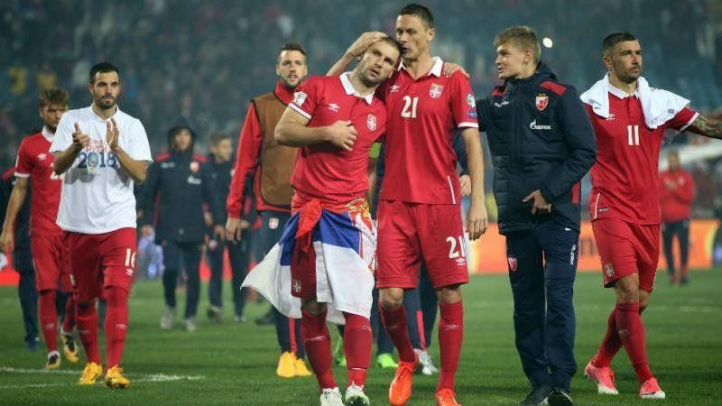 Serbia y Suiza necesitan los tres puntos