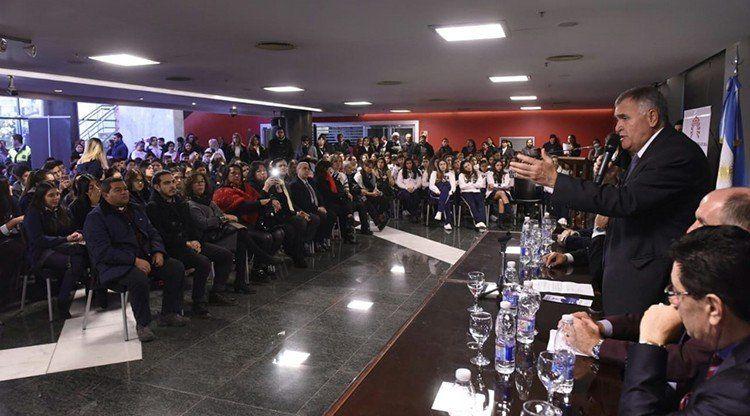 Conmemoraron la jornada por la lucha contra las adicciones en la Legislatura