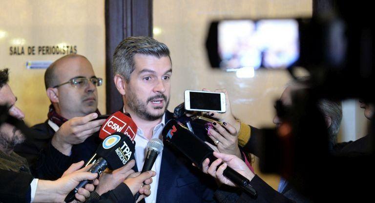 Marcos Peña aseguró que el equilibrio fiscal se va a lograr