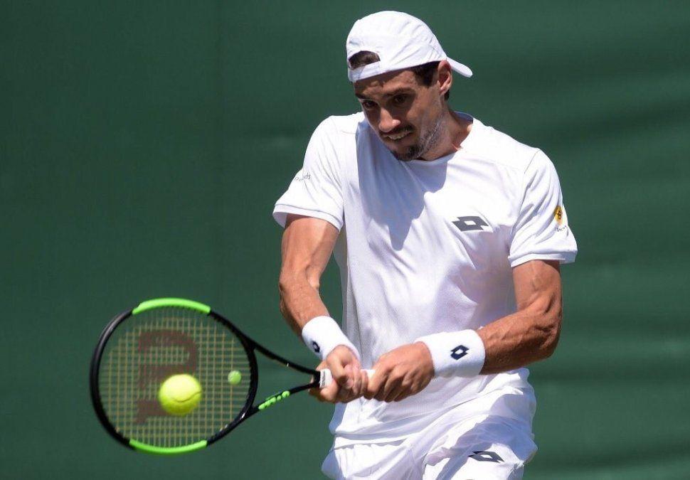 Arrancó Wimbledon con una buena y una mala para los argentinos