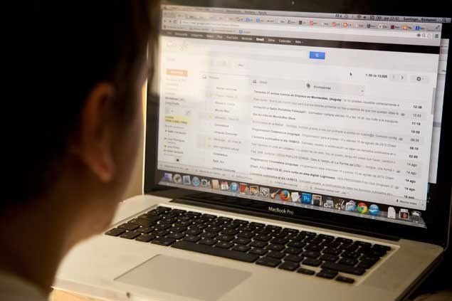 La información del correo electrónico en Gmail puede ser usada con fines empresarios
