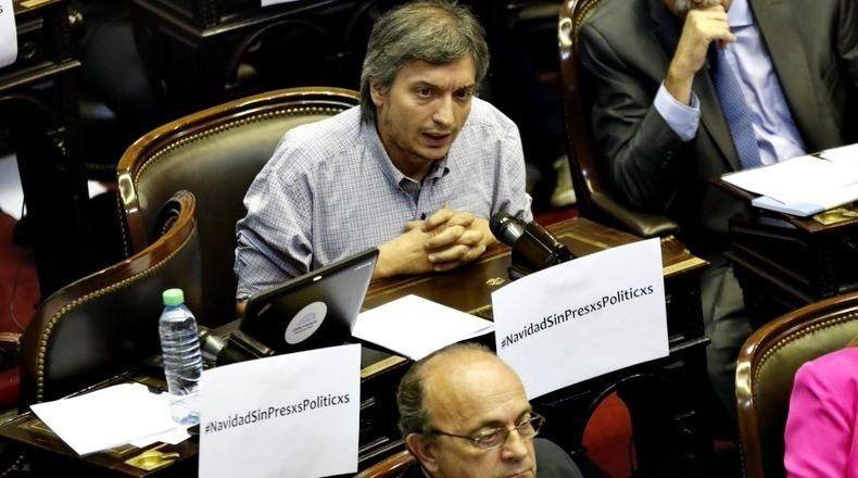 Máximo Kirchner aseguró que Cambiemos traicionó a sus votantes