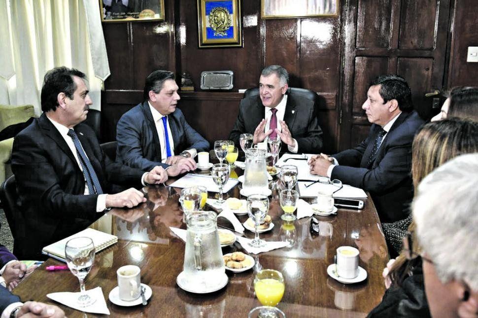 Presentaron el anteproyecto para la creación del Centro Judicial del Este