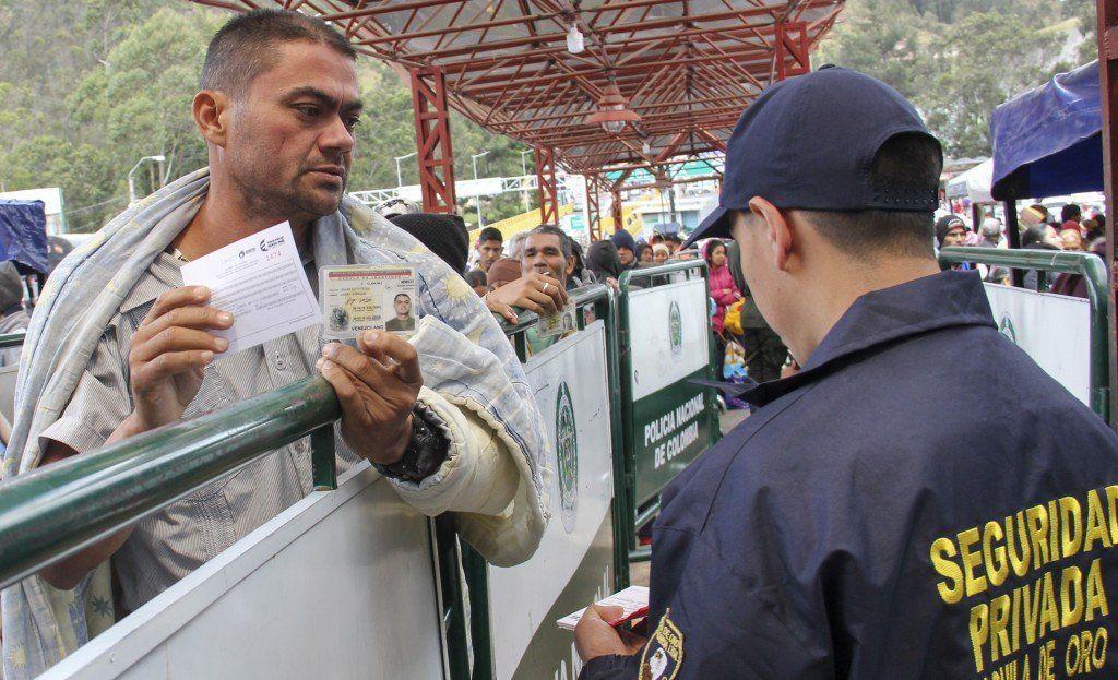 Preocupa en Ecuador la masiva entrada de venezolanos