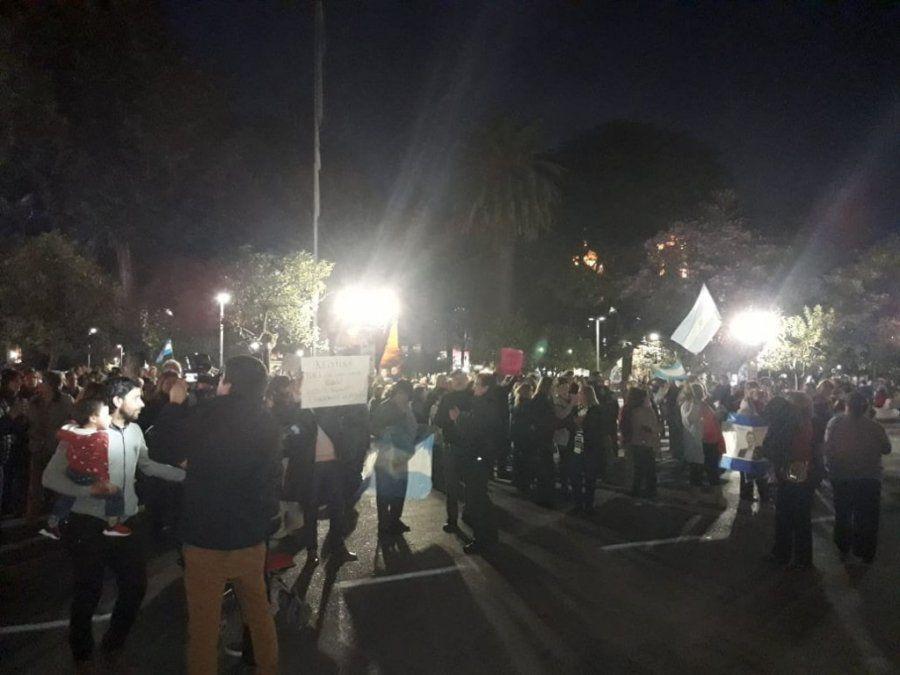 Marchas frente al Congreso y en todo el país para pedir el desafuero de Cristina Kirchner