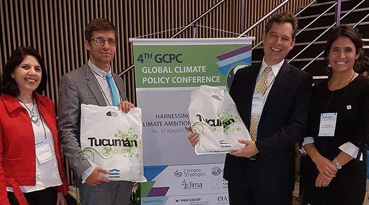Tucumán comprometida en la lucha contra el cambio climático