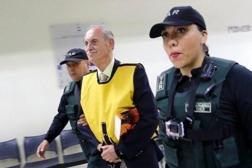 Diputados chilenos piden sancionar a jueces que liberaron a siete militares