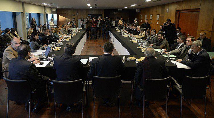 El ministro Claudio Maley presentó el nuevo Plan Integral de Seguridad