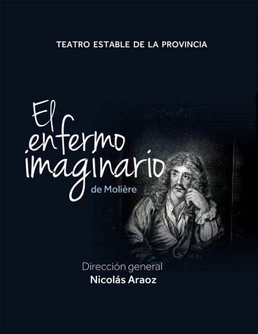 """""""El enfermo imaginario"""" sigue en el teatro"""