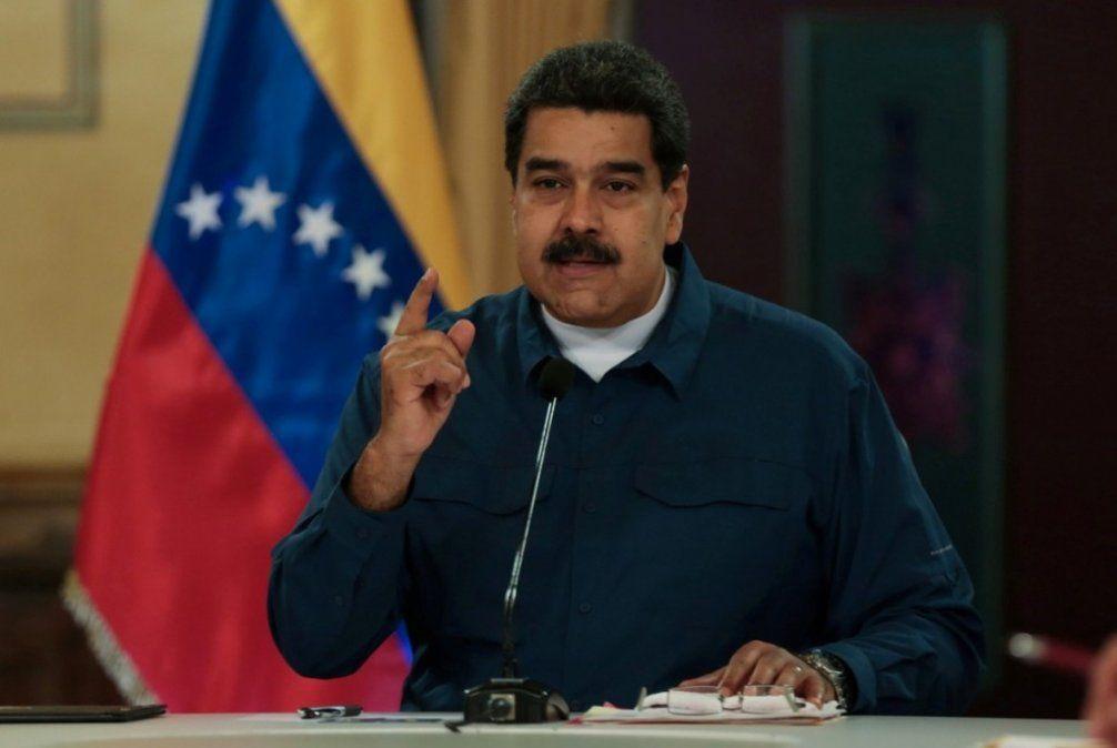 Maduro ordenó encarcelar a los empresarios que aumenten los precios regulados oficiales