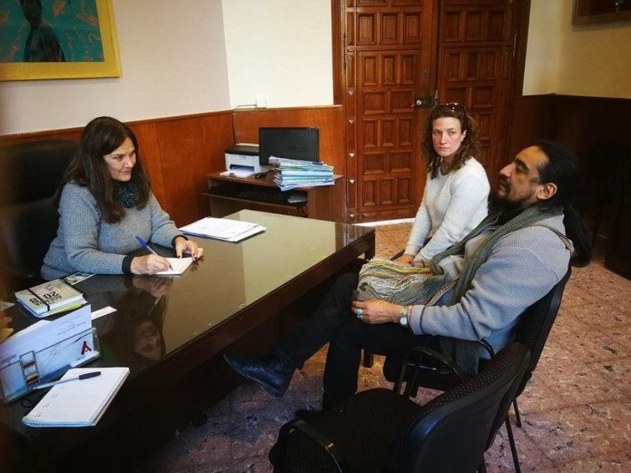 La Facultad de Artes desarrollará proyectos en Amaicha