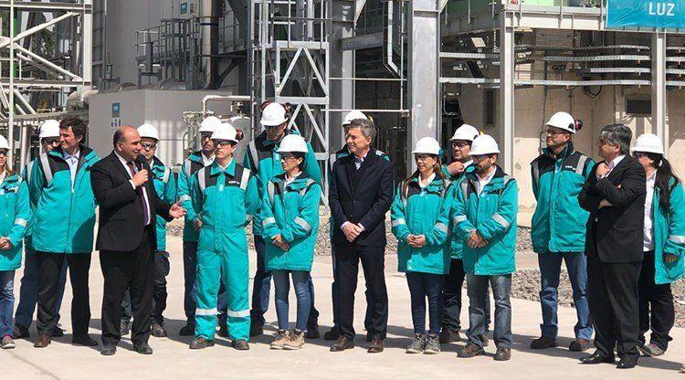 Tucumán produce energía y beneficia al noroeste argentino