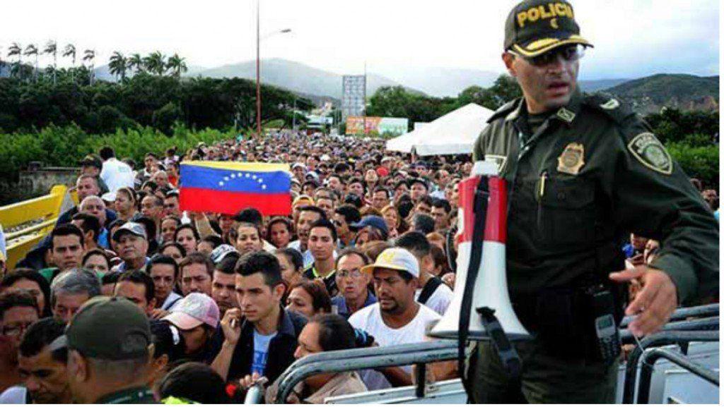Deportarán a 167 venezolanos que residen en Colombia