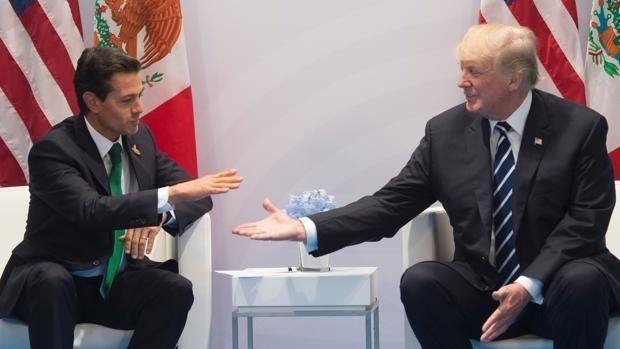 Estados Unidos sella acuerdo comercial con México