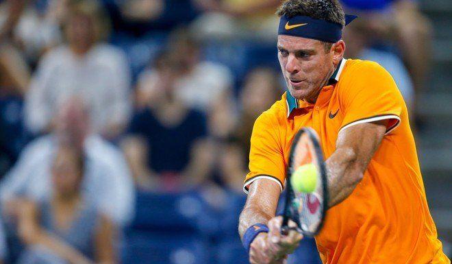 Del Potro ya busca dar el primer paso en su estreno en el US Open