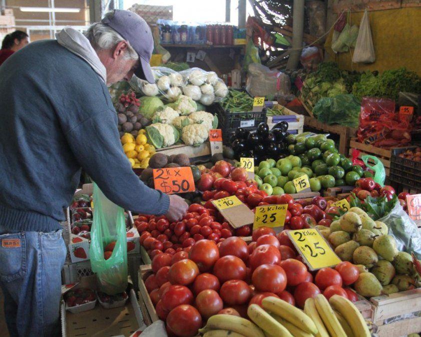 Implementarán controles de carnes bovinas en frutas y verduras