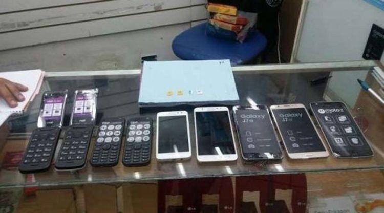 Los celulares denunciados como robados no funcionarán más en el país