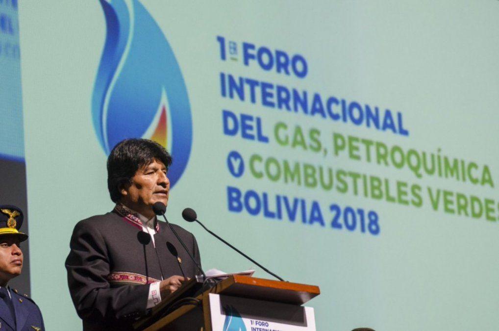 Empezó en Bolivia el primer Foro Internacional del Gas y Combustibles Verdes