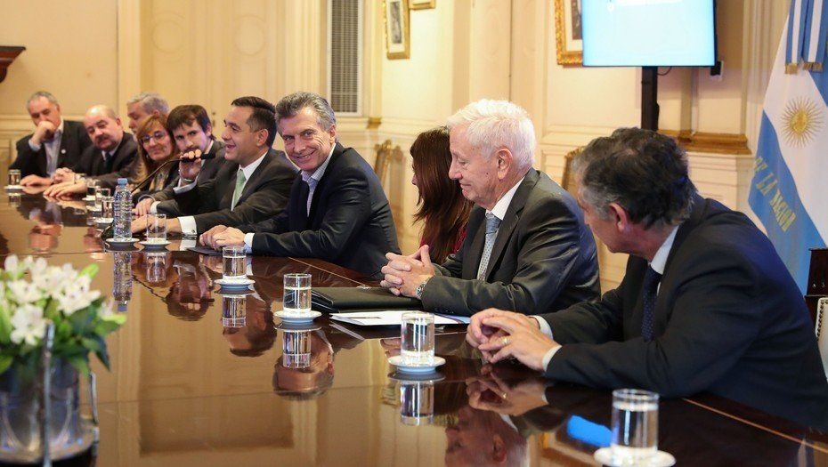 Los rectores universitarios fueron recibidos por Macri pero no tuvieron las respuestas que esperaban
