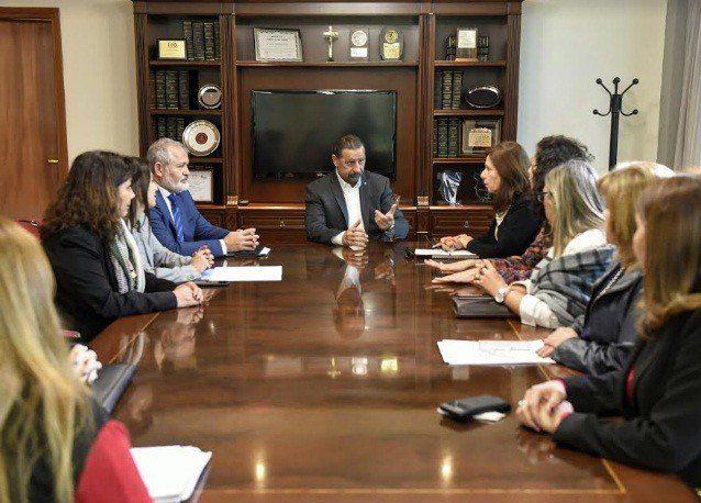 Abogados de la Capital presentaron un proyecto para la creación del Abogado del Niño