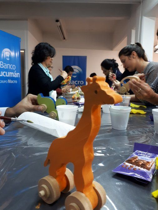 Banco Macro y Fundación Sí comprometidos con los niños