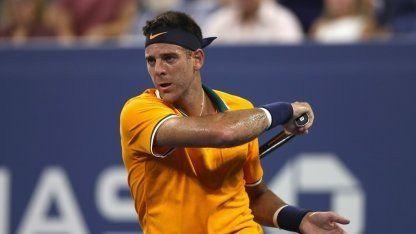 Del Potro dio otro paso en el US Open