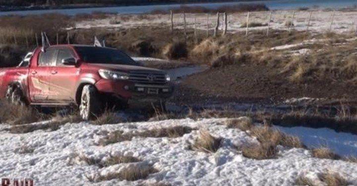 En Neuquén, denuncian que 17 camionetas habrían ingresado en áreas protegidas