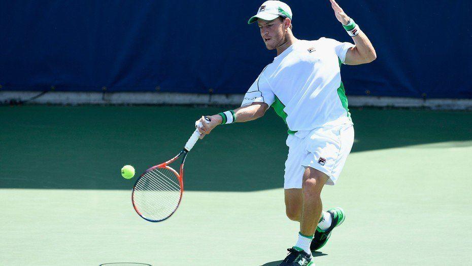 Schwartzman continúa a paso firme en el US Open