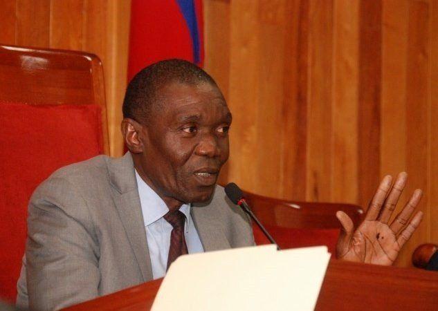 El presidente del Senado de Haití denunció que intentaron matarlo