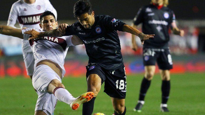 Superliga: Argentinos Juniors derrotó a Lanús 2 a 0 en La Paternal