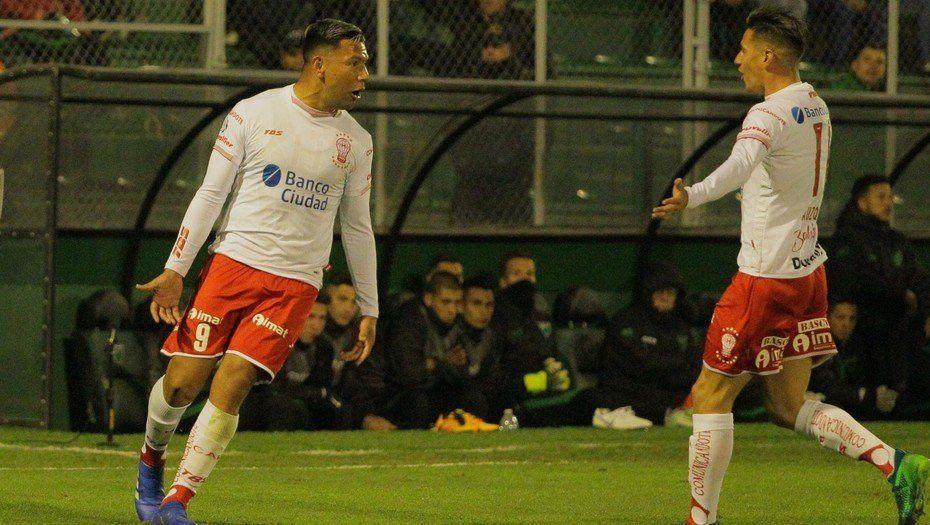 Superliga: Huracán venció como visitante a San Martín de San Juan
