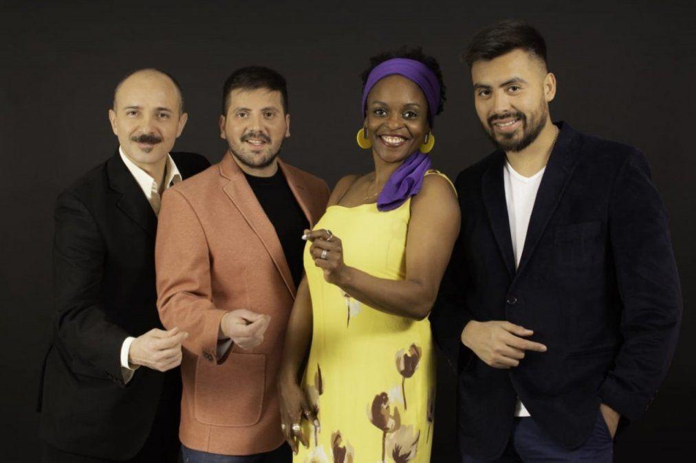 El sabor de la música cubana en Tucumán