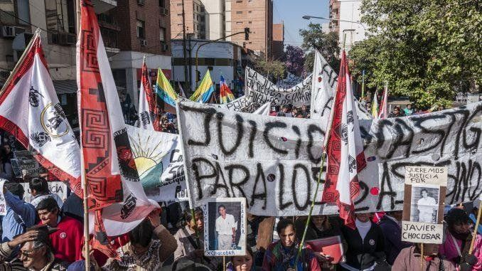 Caso Chocobar: la justicia analizó un vídeo que involucra a policías
