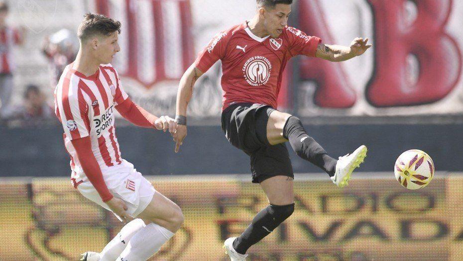 Independiente empató con Estudiantes y sigue sin ganar en la Superliga
