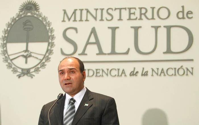 Manzur se manifestó en contra de la eliminación del Ministerio de Salud